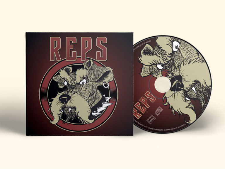 Sortie de l'album REPS